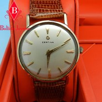 Certina VINTAGE  18K SOLID GOLD AUTOMATIC