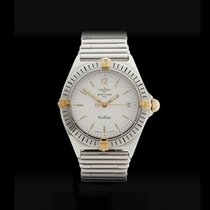 Breitling Callisto Stainless Steel/18k Yellow Gold Ladies B57045