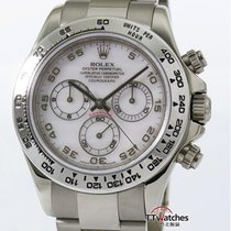 勞力士 (Rolex) Daytona 116509 18k White Gold Mother Of Pearl Dial
