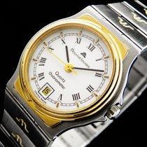 Maurice Lacroix Chronometer 29795 Saphirglas Datum Bicolor Damen