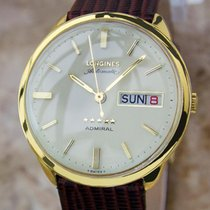 Longines Admiral Swiss Made Automatic Gold Filled 1970s Mens...