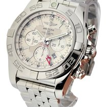 Breitling AB041012/G719/383A Chronomat GMT Calibre 04 in Steel...