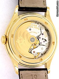 Patek Philippe Gent&amp;#39;s 18K Yellow Gold  Annual Calendar [On Hold]