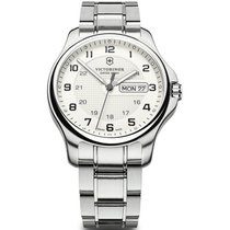 Victorinox Swiss Army Officer´s Day Date Herrenuhr 241551