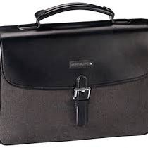 Montblanc Meisterstück Canvas Single Gusset Briefcase
