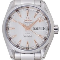 Omega Seamaster Aqua Terra Annual Calend. Ref. 231.10.43.22.02...