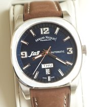 Armand Nicolet . J09 Day&Date Automatic  NEW FULL SET