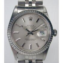 勞力士 (Rolex) Oyster Perpetual Date-Just, Stahl Herrenarmbanduhr...