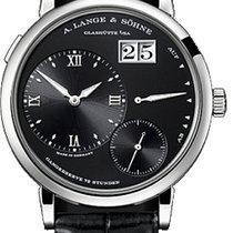 A. Lange & Söhne [NEW][SPECIAL] Lange 1 White Gold Black...