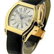 Cartier Roadster Automatic in Yellow Gold Large Size