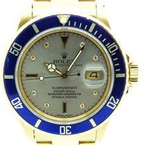 Rolex Submariner 16808 Sultan Oro amarillo