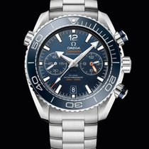 Omega Planet Ocean 600M Omega Co-Axial Chronograph 45,5mm Blue