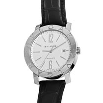 Bulgari Men's BB 42 SL Auto Stainless Steel Automatic...