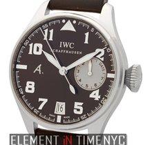 IWC Pilot Collection Big Pilot Saint Exupery 18k White Gold