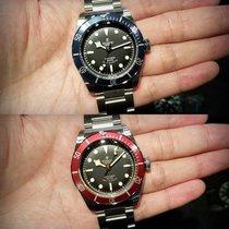Tudor 79220B 79220B Steel Bracelet (888) Heritage Black Bay 41mm