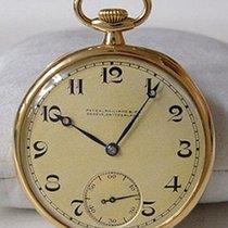 百達翡麗 (Patek Philippe) 瑞士日內瓦百達翡麗手上鍊薄形懷錶