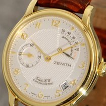 Zenith Chronomaster Elite Power Reserve Chronometre 18k gold