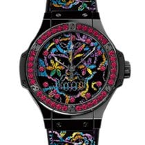 Hublot Big Bang 41 Mm Broderie Skull Ed. Limitata 200 Pezzi