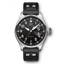 IWC Big Pilots Black Dial Automatic 46 mm IW500912