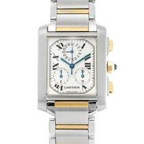 Cartier Watch Chronoflex W51004Q4