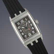 Jaeger-LeCoultre Pre-Owned  Reverso Gran Sport stainless steel...