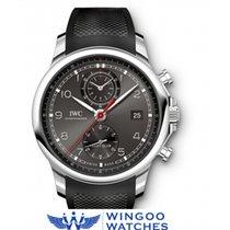 IWC - Portugieser Yacht Club Chronograph New Grey Dial Ref....
