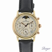 Jaeger-LeCoultre Odysseus Chronograph Moonphase 18K Yellow/Ros...