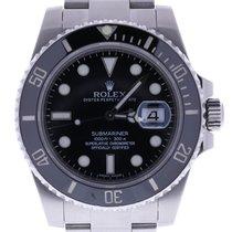 Rolex Submariner 116610ln 40 Mm Black Dial