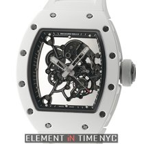 Richard Mille 42mm Bubba Watson White Asia LTD ED