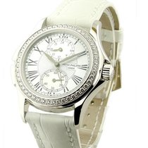 Patek Philippe 4934G Travel Time Ladys with Diamond Bezel -...