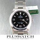 Rolex EXPLORER 1 114270 NEW NUOVO NOS V 2009