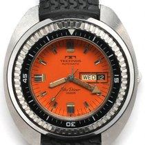 Technos Sky Diver 1000M Automatic Diver