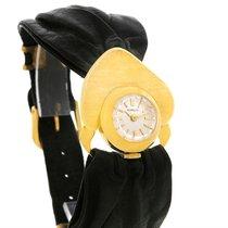 Gübelin 18k Yellow Gold Vintage Cocktail Ladies Watch