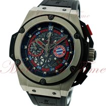 Hublot Big Bang King Power Bayern Munich, Skeleton Dial,...
