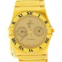 Omega Constellation Chronometer 18K Yellow Gold
