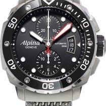 Alpina Geneve Extreme Diver 300 Automatic Chronograph AL-725LB...
