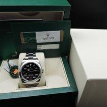 Rolex AIRKING 116900 Stainlaess Steel (NEW MODEL)