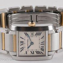 Cartier - Tank Francaise Midsize : W51012Q4