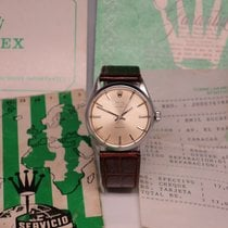 Rolex Call Now Air King 5500 34mm Aftermarket Band