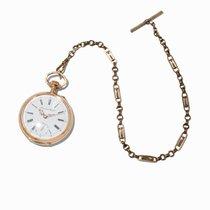 IWC Pocket Watch, Switzerland, 1886-1888