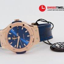 Hublot Classic Fusion Automatic Gold 38mm Mens Watch