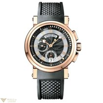 Breguet Marine Chronograph Rose Gold Watch