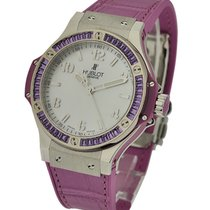 Hublot 361.SV.6010.LR.1905 Big Bang 38mm Tutti Frutti Purple...