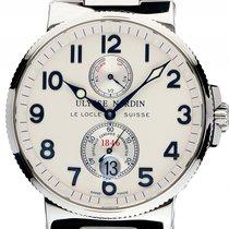 Ulysse Nardin Marine Chronometer 1846 Stahl Automatik Armband...