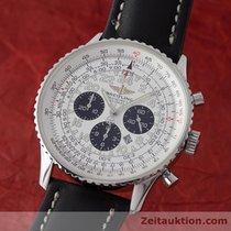 Breitling Navitimer Cosmonaute Chronograph Automatik Stahl A22322