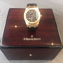 Audemars Piguet Dual Time Rose Gold