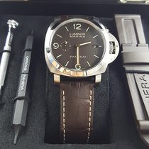 Panerai Luminor 1950 Marina 3 Days Automatic Titanio  Mens...