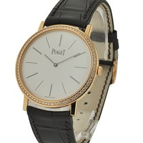 Piaget G0A36125 Altiplano Round in Rose Gold with Diamond...
