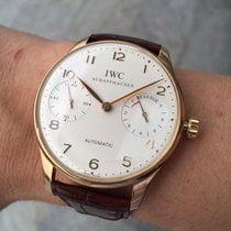IWC Portugieser 5000/An Lager/ In Stock