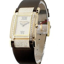 Patek Philippe Twenty 4 with Diamond Bezel & Diamond Case